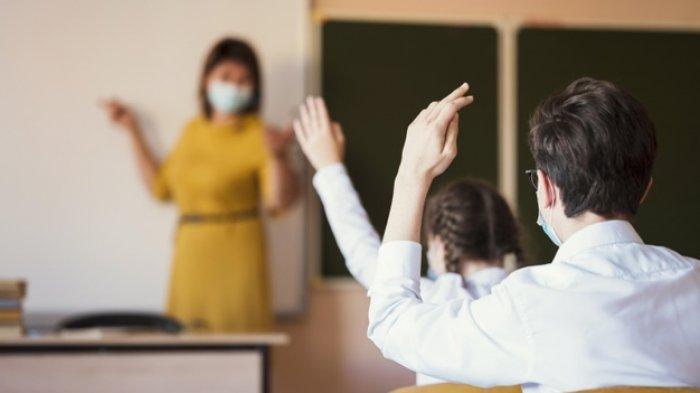 AKHIRNYA Belajar Tatap Muka Dibolehkan Meski Pandemi Merajalela, Kemendikbud: Orangtua Berhak Tolak