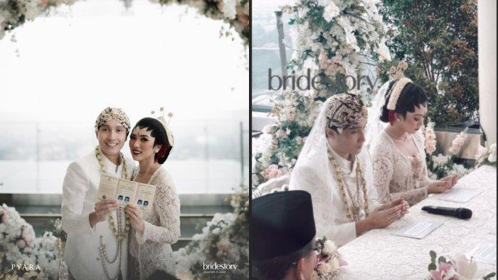 7 Fakta Pernikahan Isyana Sarasvati & Rayhan Maditra, Disaksikan Ridwan Kamil Hingga Dihadiri Raisa