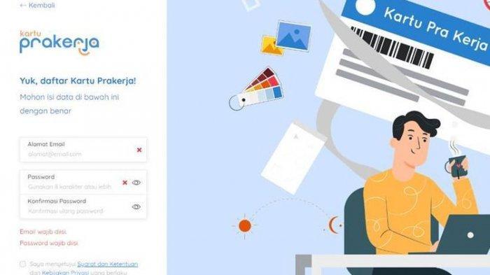 Siapkan Syaratnya! Login di www.prakerja.go.id untuk Daftar Kartu Prakerja Gelombang 12, Dibuka 2021
