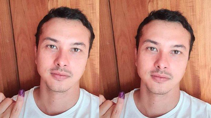 Selfie Nicholas Saputra di Pemilu 2019 Trending & Jadi Sorotan, Melly Goeslaw: Jangan Dihapus Dong
