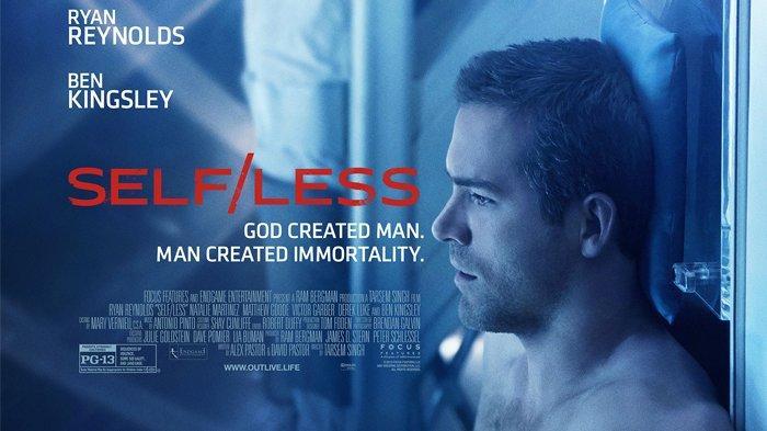 Film Self/less, tayang malam ini di Bioskop Trans TV.