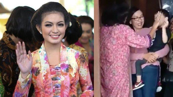 Jarang Tersorot, Ini Ibunda Selvi Ananda yang Tak Kalah Awet Muda dan Modis dari Iriana Jokowi