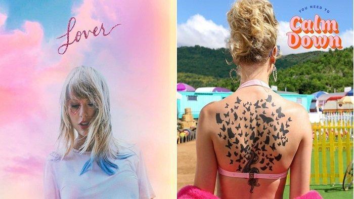 Semakin Matang, Taylor Swift Luncurkan Album Baru Bertemakan Cinta dan Dirasa Lebih Politis