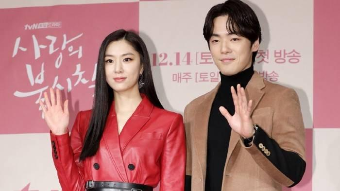 4 Fakta Kim Jung Hyun dan Seo Ji Hye Dikabarkan Pacaran, Foto Kencan Tersebar, Agensi Sebut Konyol