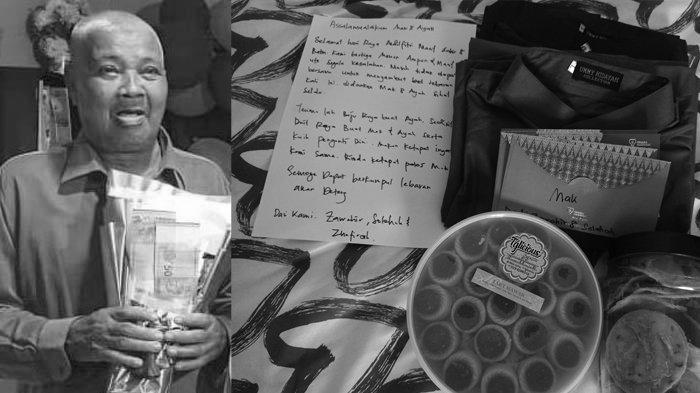 PILU, Ayah Tewas Ditabrak Mobil H-1 Idul Fitri, Anak Nangis Baju Baru Pilihannya Tak Sempat Dipakai