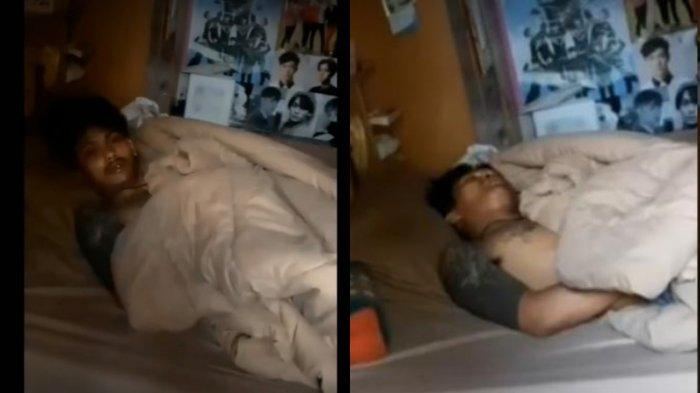 NIAT Merampok Tapi Ngantuk, Pria Ini Akhirnya Numpang Tidur di Kasur Korbannya, Aksi Konyolnya Viral