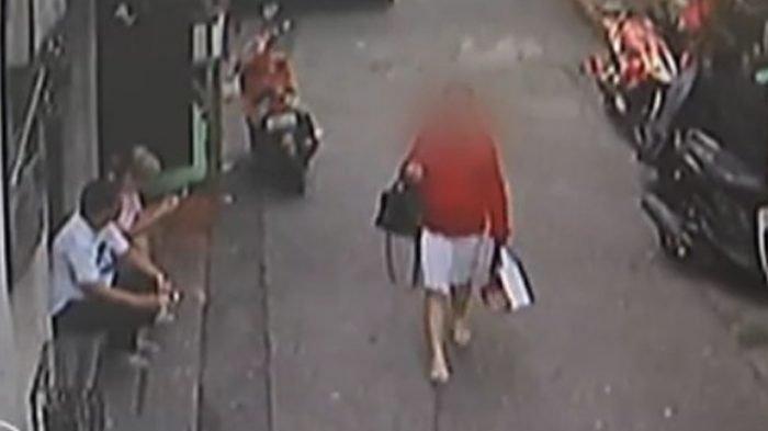 Video Detik-Detik Wanita Hamil 8 Bulan Ini Terseret Setelah Dibegal oleh Pengendara Motor