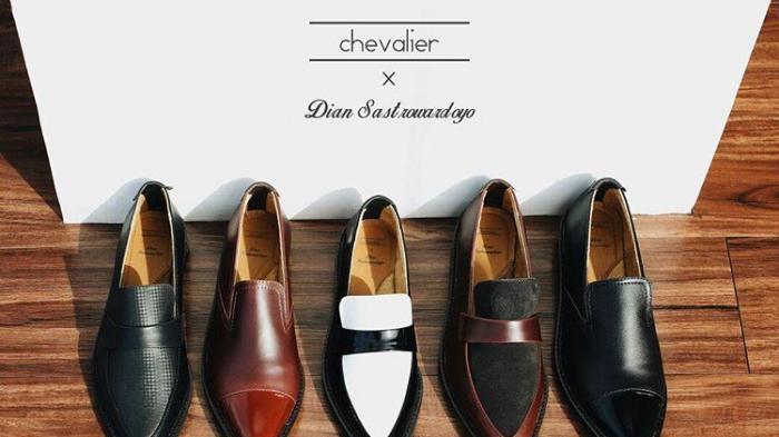 Bisnis Artis Dian Sastro - Cinta AADC Bikin Sepatu, Intip Desainnya Di Sini Yuk!