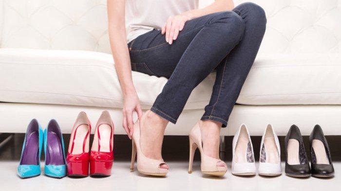 6 Model Sepatu atau Sandal yang Bisa Bikin Kaki Terlihat Lebih Ramping Juga Langsing