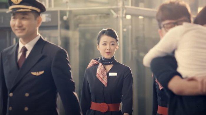 Seragam China Eastern Airlines