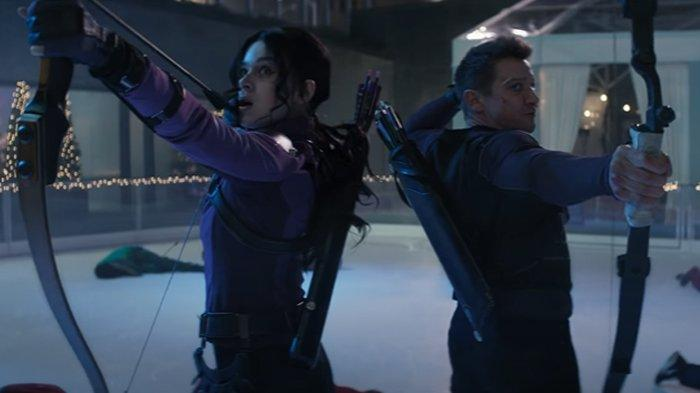 Intip Trailer Serial Hawkeye, Clint Barton Melatih Kate Bishop, Tayang di Disney+ November 2021