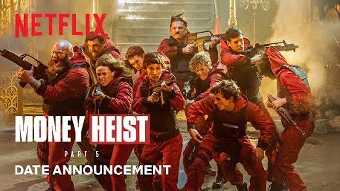 Termasuk Money Heist Season 5, Ini Rekomendasi Serial Terbaru Netflix yang Tayang September 2021
