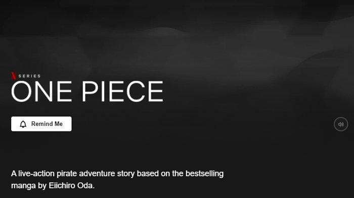 Serial One Piece live-action di Netflix.