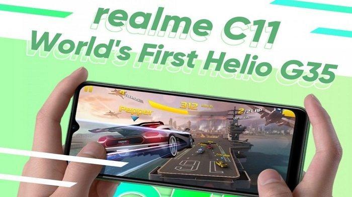 UPDATE Harga HP Realme Terbaru Januari 2021, C11 Rp 1,6 Juta, X50 Pro 5G Rp 10 Juta, Realme Narzo