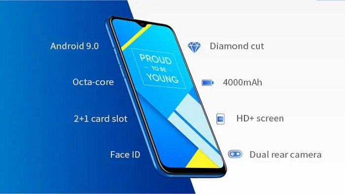 Setelah Realme 5i, Simak Rumor Terbaru Spesifikasi Ponsel Murah Realme C3, Masih Rp 1 Jutaan?