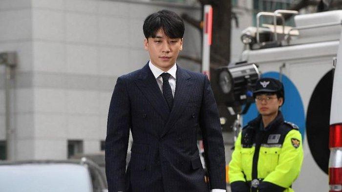 Buntut Kasus Prostitusi, Seungri eks BIGBANG Dituntut 5 Tahun Penjara dan Denda Rp 256 Juta