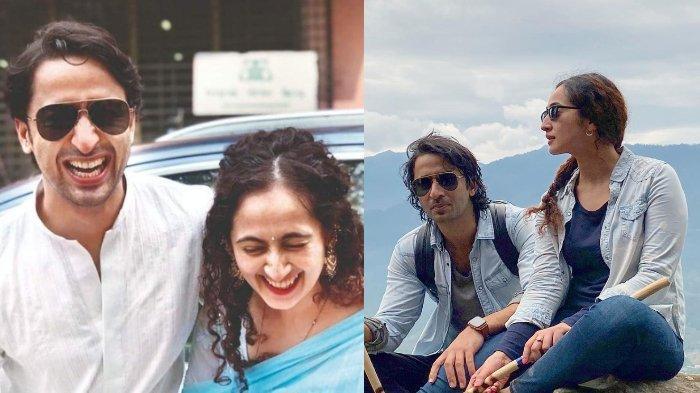 Kehidupan Rumah Tangga Shaheer Sheikh & Ruchikaa Kapoor, Harmonis & Bahagia, Intip 7 Potretnya!