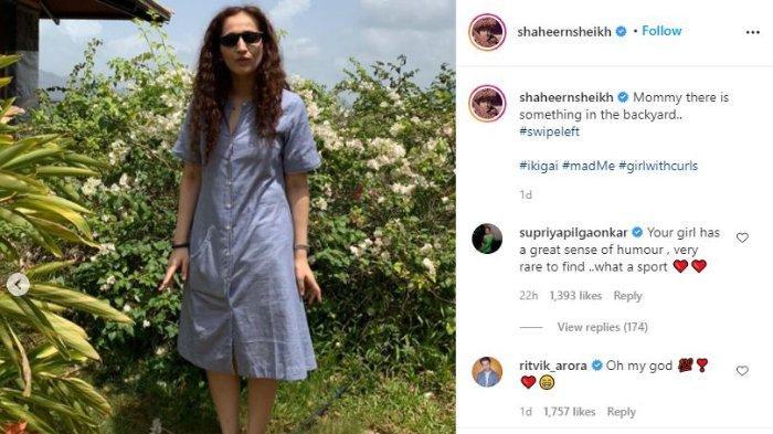 Shaheer Sheikh pamerkan pacar baru