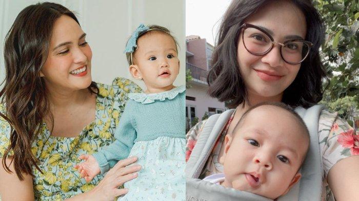 Tunjukkan Menu MPASI Baby Gala, Vanessa Angel Jawab Bijak saat Dibandingkan dengan Shandy Aulia
