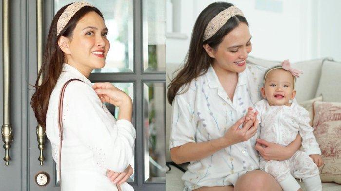 Claire Herbowo Berusia 8 Bulan, Shandy Aulia Ceritakan Pengalamannya Digoda Sang Anak saat Menyusui