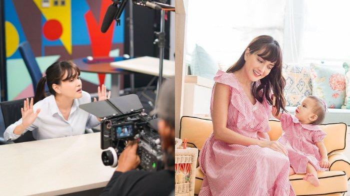Hampir 2 Tahun Vakum, Shandy Aulia Kembali Syuting Film, Melow Kepikiran Anak: Ada yang Berbeda