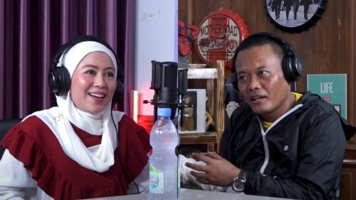Shanty istri Denny Cagur dan Sule
