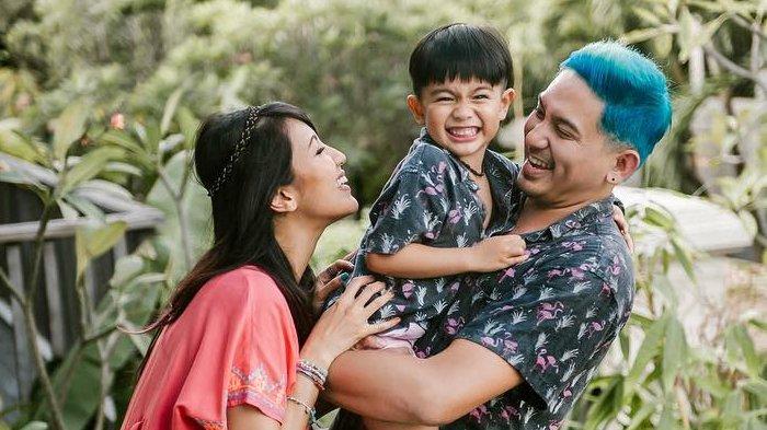 Sebentar Lagi Akan Jadi Abang, Anak Sharena dan Ryan Delon Punya Jawaban Sendiri Pas Ditanya Usianya