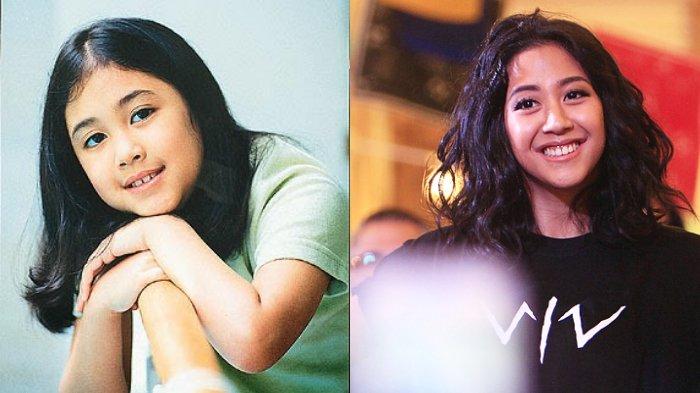 Lama Tak Muncul Setelah Sukses Jadi Penyanyi Cilik, Begini Penampilan Terbaru Sherina Munaf