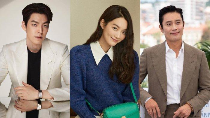 Shin Min Ah, Kim Woo Bin, dan Lee Byung Hun Bakal Main Drama 'Our Blues', Begini Detail Karakternya