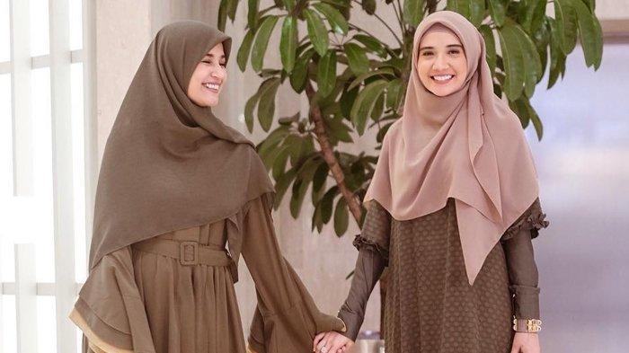 Shireen Sungkar dan Zaskia Sungkar