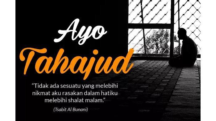 Doa Mustajab Saat Sholat Tahajud, Ust Adi Hidayat Jelaskan 3 Jenis Surat yang Dibaca Rasulullah SAW