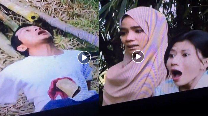 Viral Efek di Sinetron Malaysia, Pria Ini Tertusuk Bambu, Sakit tapi Tak Berdarah Bikin Ngakak