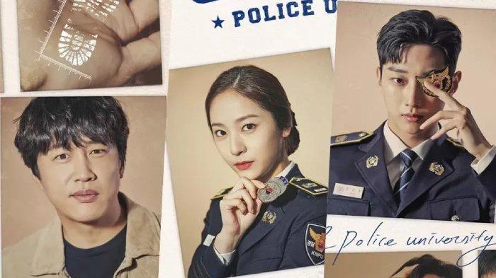 Pemeran drama Korea Police University