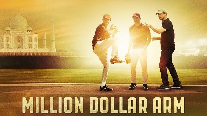 Sinopsis Million Dollar Arm - Kisah Pelatih Baseball Temukan Bakat Alam, Malam Ini di RCTI
