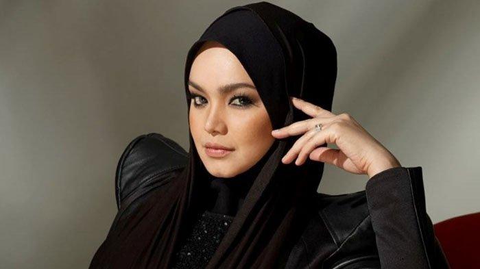 Wow, Begini Penampakan Rumah Mewah Nan Megah Milik Siti Nurhaliza, Bak Istana!