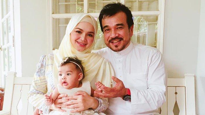 Siti Nurhaliza Beri Kabar Bahagia Sedang Hamil Anak Kedua di Usia 41 Tahun, Sudah Masuk 4 Bulan