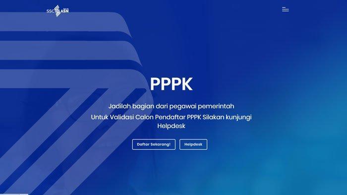 Hari Terakhir Pendaftaran PPPK 2019 di sscasn.bkn.go.id, Pastikan Alurmu Sudah Tepat Seperti Ini!
