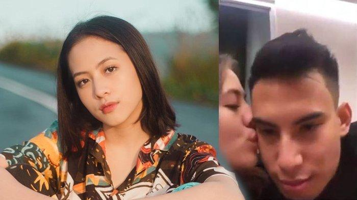 Skandal lain yang menyeret nama Adhisty Zara, terbaru video ciuman dengan Niko Al Hakim.