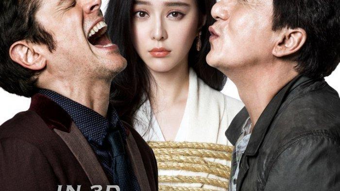 Sinopsis Film Skiptrace, Aksi Jackie Chan Mencari Gembong Kriminal, Saksikan Malam Ini