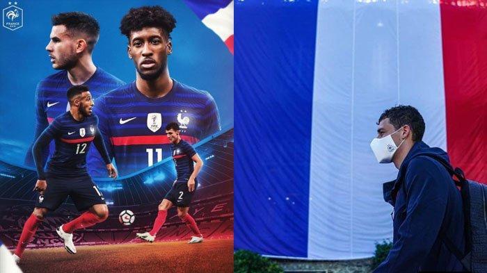 Link Siaran Langsung Prancis vs Jerman dari Grup F Euro 2020 di RCTI dan Live Streaming di Mola TV