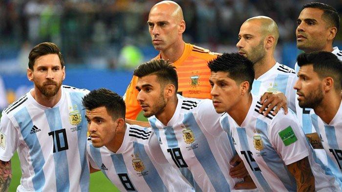 Argentina Belum Tentu Lolos Meski Menang atas Nigeria, Laga Islandia vs Kroasia Juga Menentukan