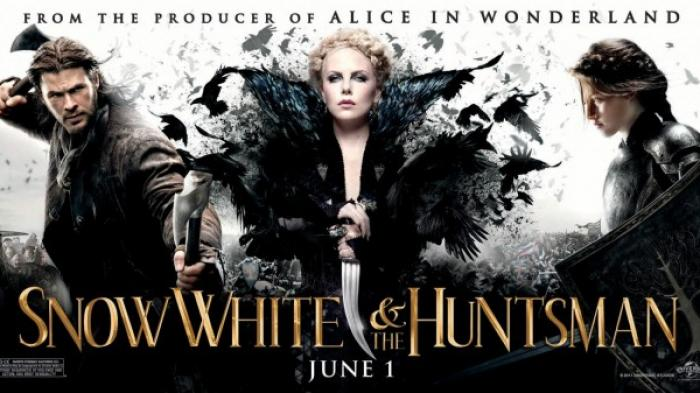 Sinopsis Film Snow White and the Huntsman Hari Ini Jumat 8 Maret 2019 GTV 21.45 WIB, Putri Salju!