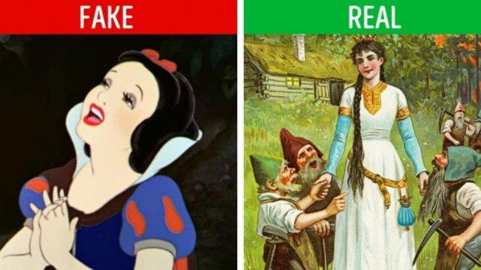 5 Kisah Sebenarnya Dari Cerita Para Putri Disney Mulai Dari Rapunzel Hingga Elsa Tribunstyle Com