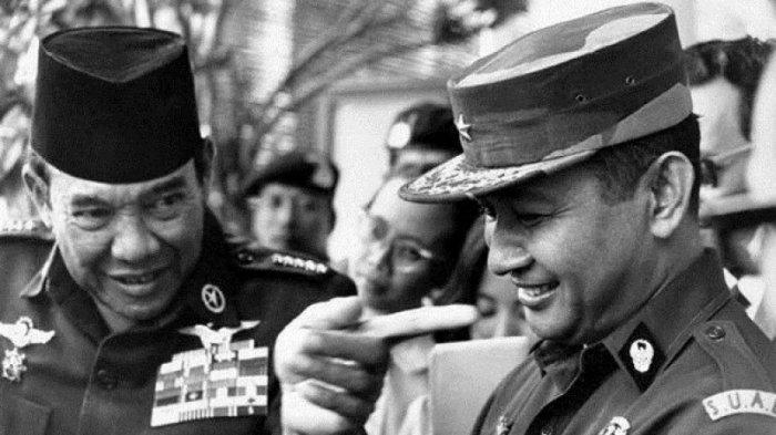 Soekarno, Soeharto dan misteri sejarah Gerakan 30 September 1965.