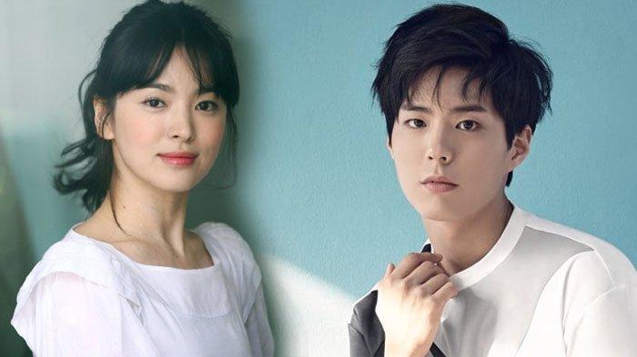 Drama Boyfriend yang Dibintangi Song Hye Kyo dan Park Bo Gum Umumkan Tanggal Tayang