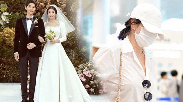 Song Hye Kyo Sempat Diam-diam ke Bali dan Tutupi Wajah, Kenang Masa Lalu dengan Song Joong Ki?