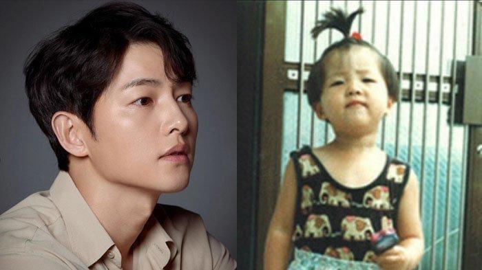 Potret transformasi Song Joong Ki dari kecil hingga jadi aktor terkenal