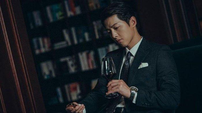 Episode Terakhir Vincenzo Rampung, Song Joong Ki Belum Puas, Ini Harapan Mantan Suami Song Hye Kyo