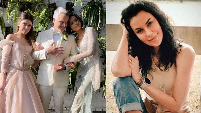 Sudah Move On, Sophia Latjuba dan Eva Celia Tampak Bahagia Datangi Pernikahan Mantan Suami