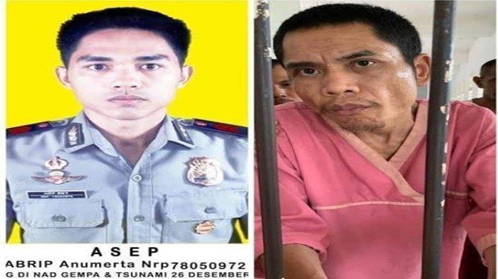 Berawal Ngoceh ke Perawat RSJ, Identitas Abrip Asep Polisi Terungkap, Keluarga: Ini Mukjizat Allah